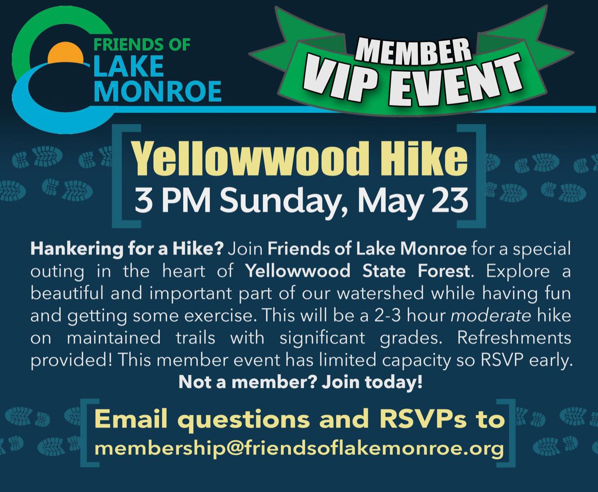 Yellowwood Hike