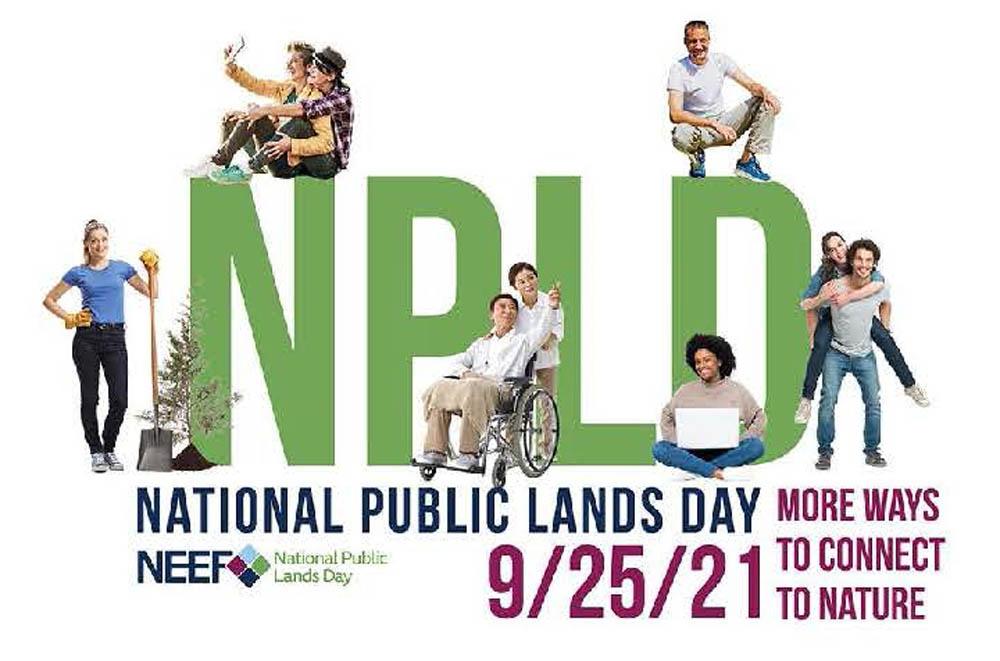 national public lands day 2021